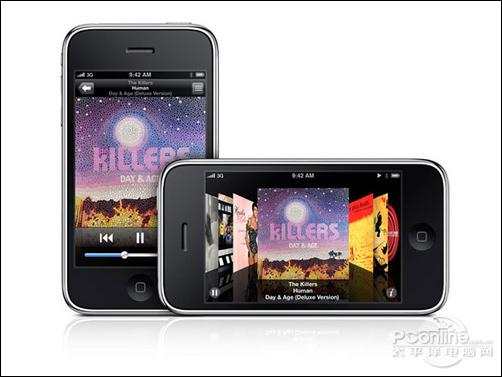 体验触控感觉苹果iPhone3GS特价2300元
