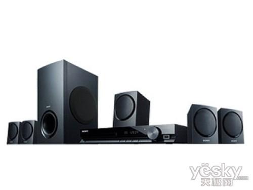 索尼家庭影音系统DAV TZ130