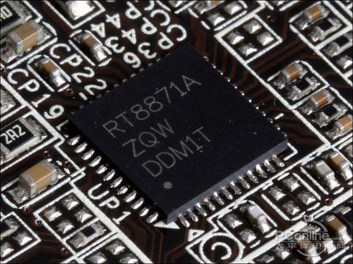 主板采用常见的rtl8111e千兆网卡,支持最新的节能技术,网络性能有