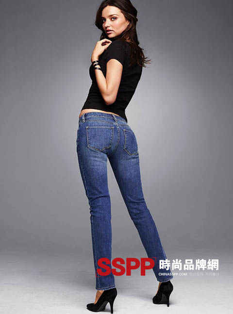 2011早秋女装牛仔裤lookbook