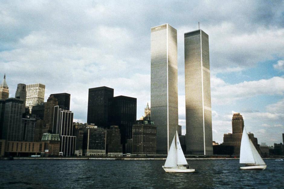 组图:纽约世贸大厦双子塔的前世今生