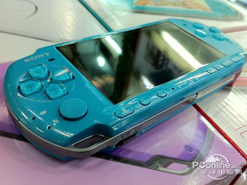 国际来临 索尼PSP3000 让你玩个痛快