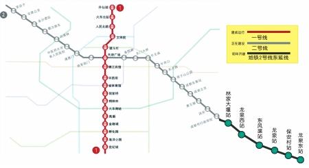 地铁2号线成都 2号线成都