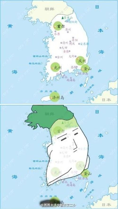 超萌拟人化地图,中国变身美少女;; 萝卜?; 拟人化创意地图集锦