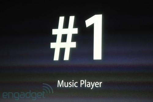 库克介绍ipod是全球最受欢迎的音乐播放器系列