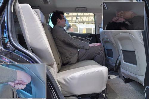 帝豪SUV车型EX8谍照曝光 浅析吉利多款SUV