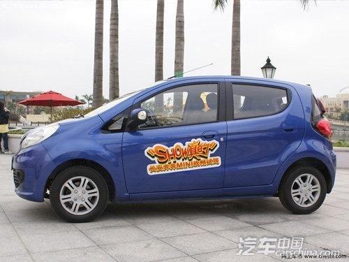 片为2011款长安奔奔MINI车型-外观小改 广州车展上市 全新奔奔MINI