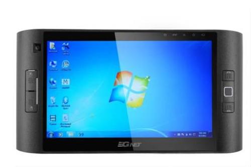桌面式系统的平板电脑办公和娱乐功能都很强,而嵌入式系统的平板电脑