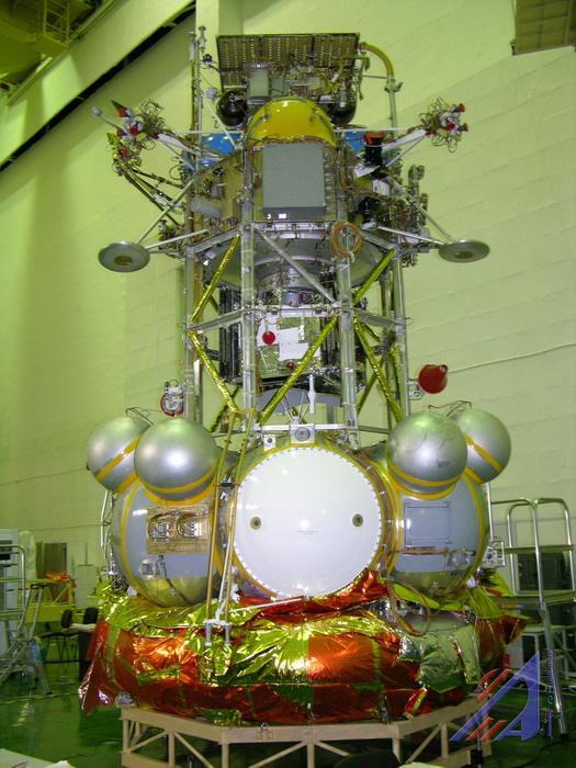 福布斯 土壤 火星探测器