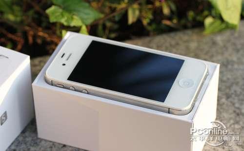港行武汉到货! iphone4s报价5850元