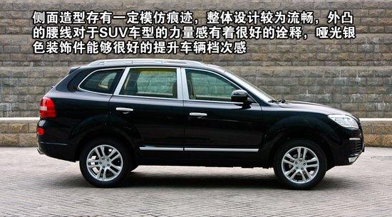 华泰SUV宝利格车展上市售12.37 22.97万高清图片