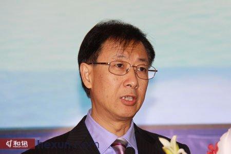 中国证监会主席助理 姜洋