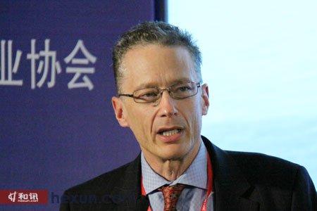美国期货业协会(FIA)亚洲总裁  Nick Ronald