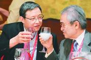 周文重与马来西亚前总理
