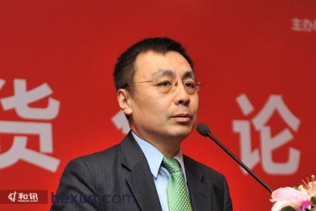 洲际交易所(ICE)董事总经理 黄杰夫