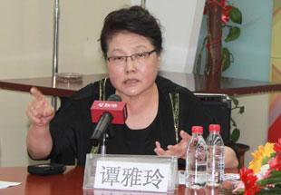 中国外汇投资研究院院长 谭雅玲