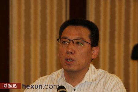 先融期货常务副总经理王泰强