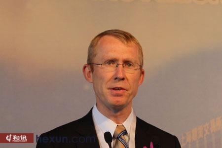 Walter Lukken,FIA 总裁