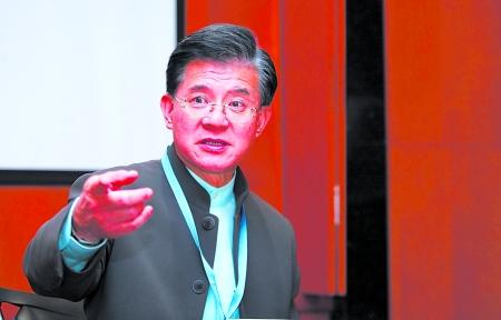 香港瑞安集团有限公司主席罗康瑞 首席记者 钟志兵