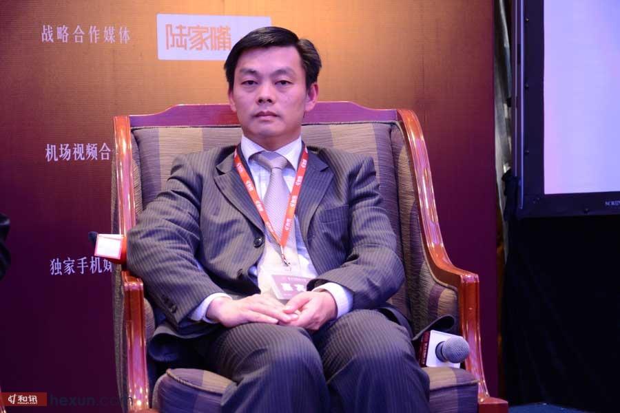 平安证券刘秋明先生