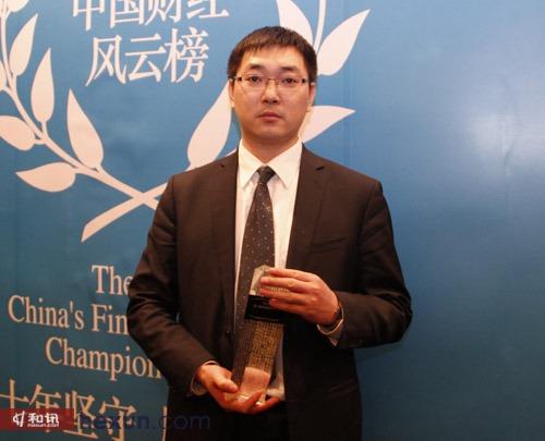 中国国际期货获得2012年度品牌期货公司。