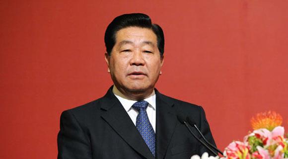贾庆林对新一届政协常委会的产生表示祝贺