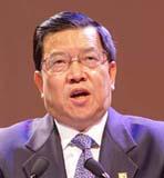 原外经贸部副部长龙永图