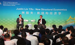 对话林毅夫:新结构经济学