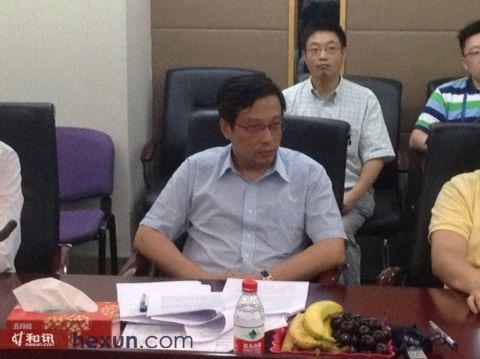 光大总裁徐浩明