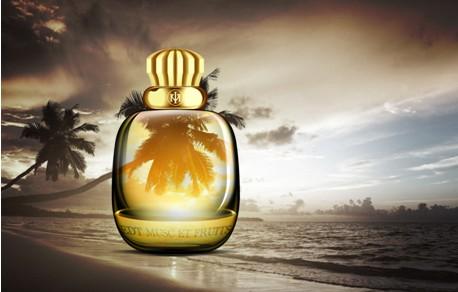 巴黎美爵沙滩女性谈香水