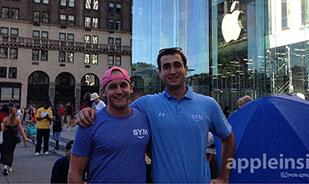 苹果新款iPhone 5S/5C发布会 图文实录