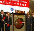 中资企业进入香港股市20年