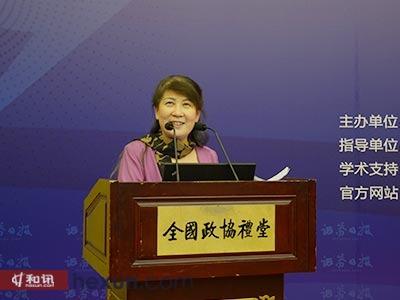 中国银河证券公司首席顾问 左小蕾