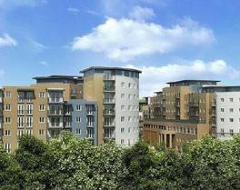 伦敦旺德尔河畔精品公寓