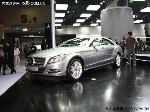 新款奔驰cls300倾情减金 优惠12万抢购 高清图片