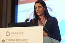 普氏(Platts)能源资讯亚洲区编辑总监 Vandana