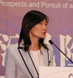 新加坡交易所(SGX)高级副总裁兼大中华市场总经理 简佩玉
