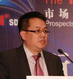 加拿大皇家银行集团副总裁 全球风险定量分析部董事总经理 王勇