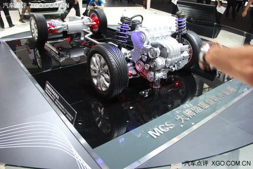 汽车机械方向机结构图