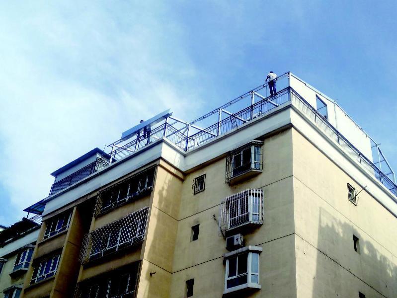 楼顶天台装修效果图