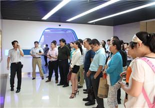2014年河南上市公司诚信公约阳光行走进汉威电子