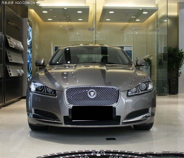 捷豹xf风华版现车 精致让利惊艳价55万高清图片