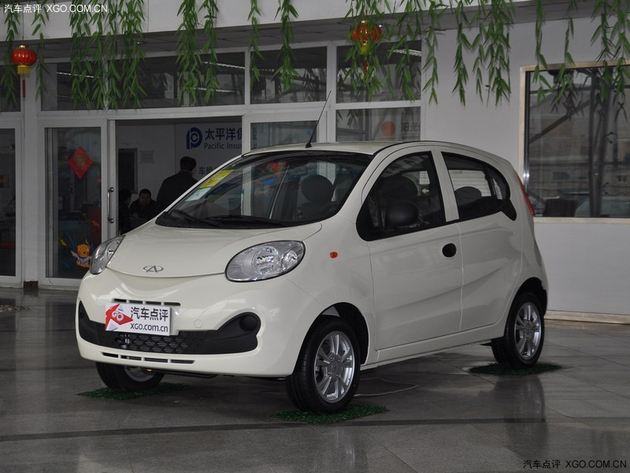 奇瑞qq现车充足 最高可优惠0.51万元-汽车频道-和讯网