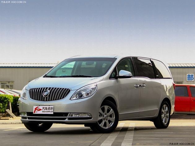 福州别克GL8现车充足 最高享优惠8000元高清图片