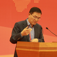 中国期货业协会副会长、永安期货股份有限公司总经理 施建军