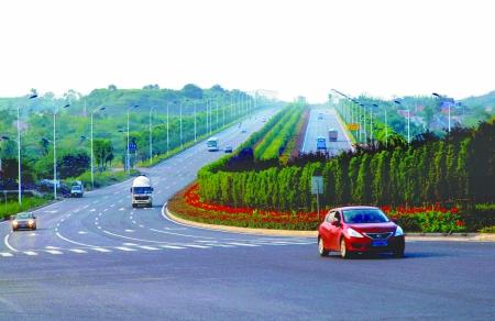 江津滨江新城 一座宜居宜业生态城正拔地而起 高清图片