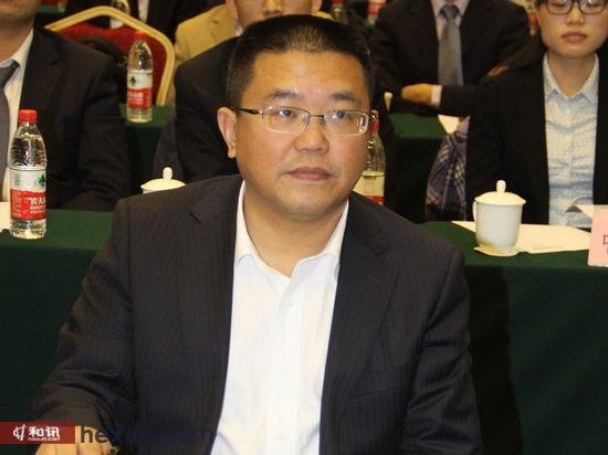象屿股份有限公司总经理助理洪江源
