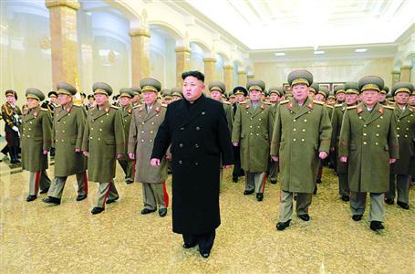 ...暨朝鲜抗日女英雄、金正恩的祖母金正淑诞辰97周年纪念日.