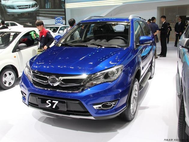 比亚迪s7现价格稳定无优惠 现车销售-汽车频道-和讯网