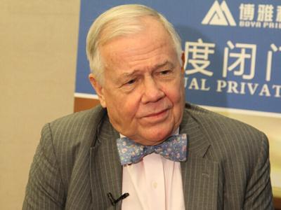 罗杰斯押注中国股市投农业环保铁路